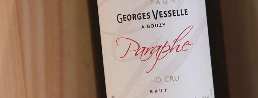 Paraphe Georges Vesselle
